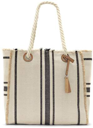 Vince Camuto Ulla Striped Tote