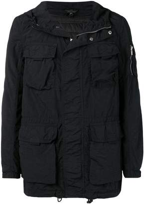 Belstaff hooded cargo jacket