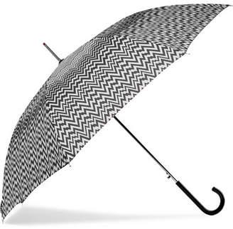 Missoni Printed Shell Umbrella - Black