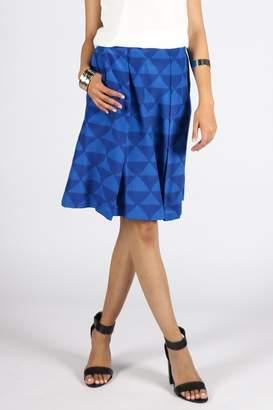 Rasa Cobalt Nyle Skirt