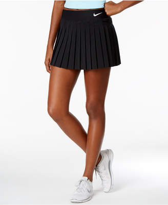 Nike Court Victory Dri-FIT Pleated Tennis Skirt $65 thestylecure.com