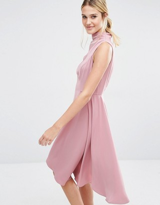 Keepsake Break Even Mini Dress $188 thestylecure.com