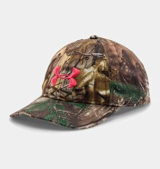 Under Armour Women's UA Camo Cap