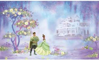 York Wall Coverings York Wallcoverings Disney's Princess & The Frog Tiana Removable Wallpaper Mural