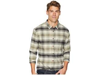 Quiksilver Waterman Thermo Hyper Flannel Long Sleeve Shirt