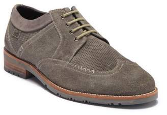 Ben Sherman Distressed Leather Wingtip Derby