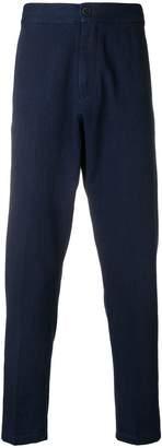Ermenegildo Zegna straight-leg denim trousers