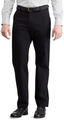 Chaps Men's Slim-Fit Stretch Twill Flat-Front Pants