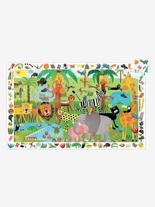 Vertbaudet Observation Puzzle The Jungle, 35 Pieces, by DJECO