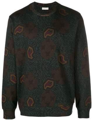 Etro printed sweatshirt