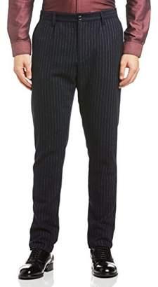 Samsoe & Samsoe Samsoe and Samsoe Men's Judo Pants Slim Trousers,Size: