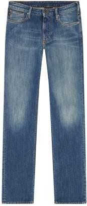 Armani Jeans Slim Fit Jeans