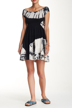 Volcom Smocked Up Dress $55 thestylecure.com