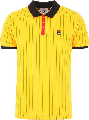 Fila Baseball Borg Polo Shirt