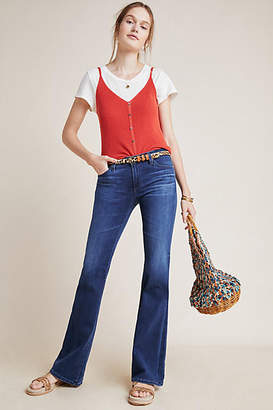AG Jeans The Angel Mid-Rise Bootcut Jeans