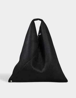 MM6 MAISON MARGIELA Japanese fishnet bag