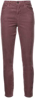 J Brand skinny fit corduroy trousers