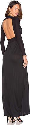 SAU Zara Gown in Black. - size 0 (also in )