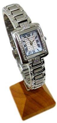 Charles Jourdan (シャルル ジョルダン) - 腕時計CHARLES JOURDAN(シャルルジョルダン)91.22.5 レディース ダイヤモンドパール文字盤
