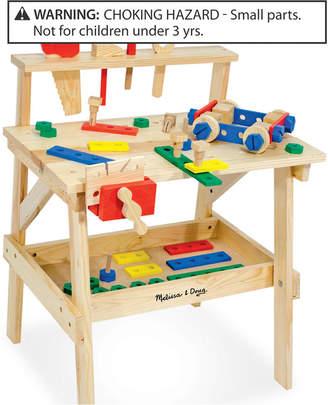 Melissa & Doug Toys, Wooden Workbench