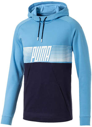 Puma Mens Long Sleeve Moisture Wicking Hoodie
