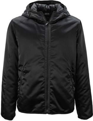 N°21 N.21 Black Lightweight Zipped Jacket.