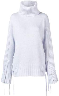 McQ oversized knit sweater