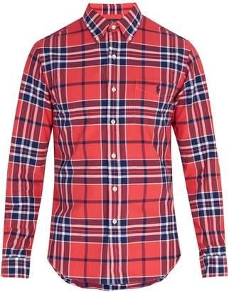 Polo Ralph Lauren Oxford checked shirt