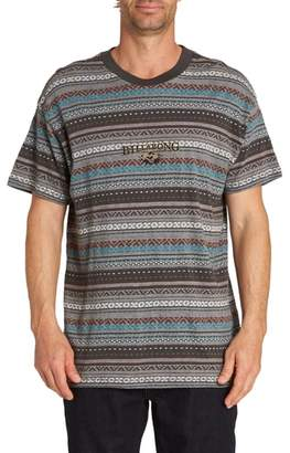 Billabong Jacquard Reissue Logo T-Shirt