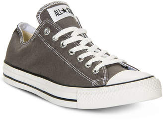 Converse Men Chuck Taylor Low Top Sneakers from Finish Line