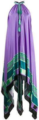 Just Cavalli handkerchief dress