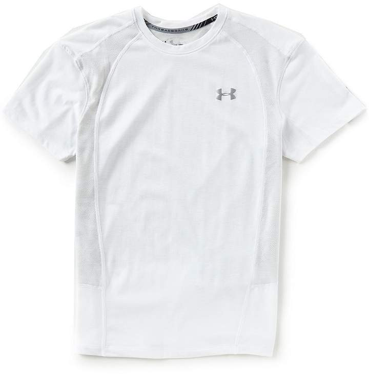 Under Armour Short-Sleeve Swyft Fitted T-Shirt