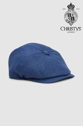 5c6b0a15c Next Mens Navy Christys  London Baker Boy Hat