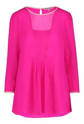 Libelula Hilda Top Bright Pink