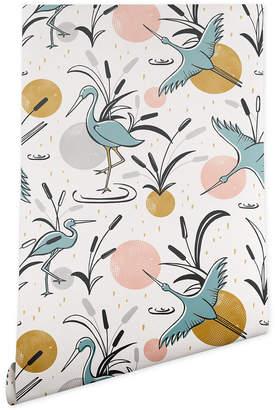 Deny Designs Heather Dutton Marshland Wallpaper