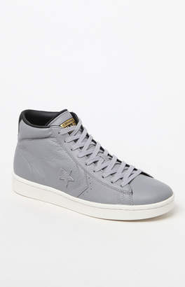 Converse PL 76 Premium Leather Mid Shoes