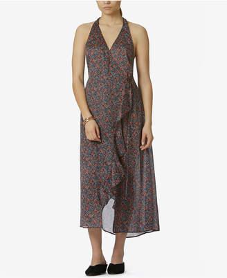 Avec Les Filles Wrap Dress $98 thestylecure.com