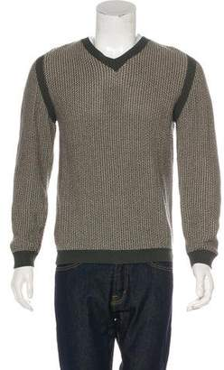 Marni Knit V-Neck Sweater