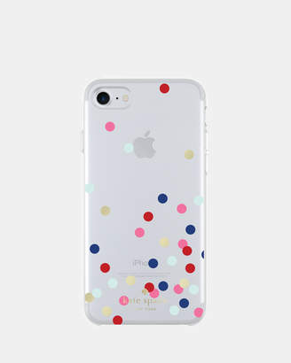 Kate Spade Protective Hardshell Case (1-PC Comold) for iPhone 8, iPhone 7 & iPhone 6/6s