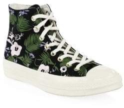 Converse Chuck 70 High-Top Floral Sneakers