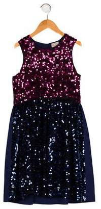 Preen by Thornton Bregazzi Girl's Sleeveless Sequin Dress w/ Tags