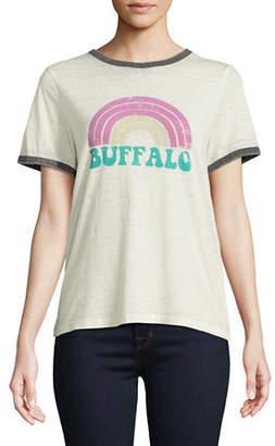 Buffalo David Bitton Vintage Logo Tee