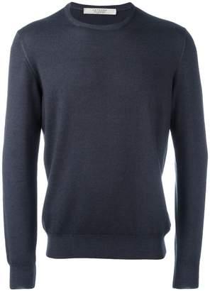 D'aniello La Fileria For fine knit jumper