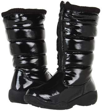 Tundra Boots Kids Puffy Girls Shoes