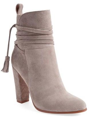 Steve Madden 'Glorria' Block Heel Bootie $149.95 thestylecure.com