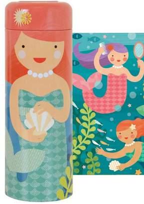 Petit Collage Mermaid Bank Puzzle