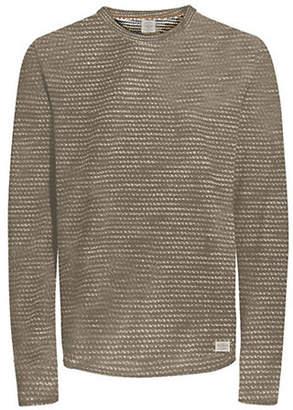 Jack and Jones Kyle Textured Sweatshirt