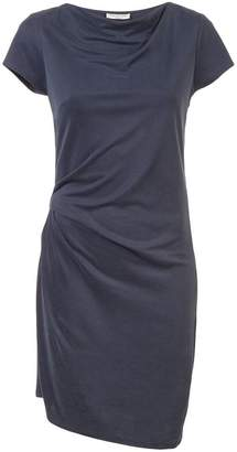 Halston perfectly fitted dress