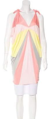 Mara Hoffman Silk Sleeveless Tunic