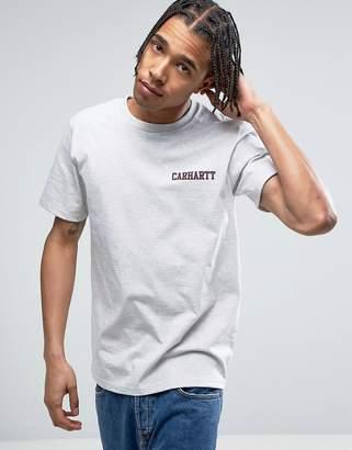Carhartt WIP College Script Regular Fit T-Shirt